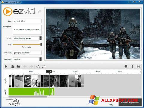 Skærmbillede Ezvid Windows XP