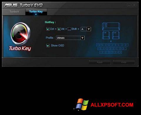 Skærmbillede TurboV EVO Windows XP
