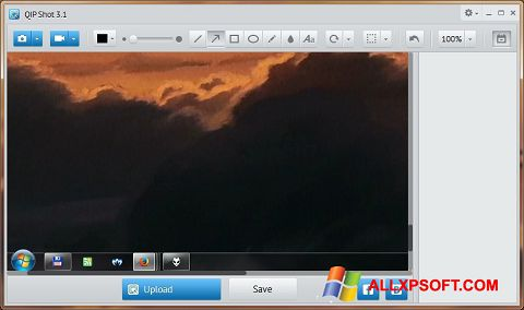 Skærmbillede QIP Shot Windows XP