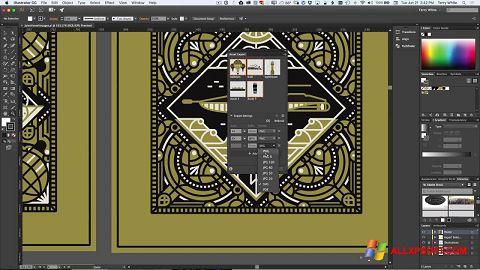 Skærmbillede Adobe Illustrator Windows XP