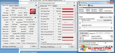 Skærmbillede ATI Tray Tools Windows XP