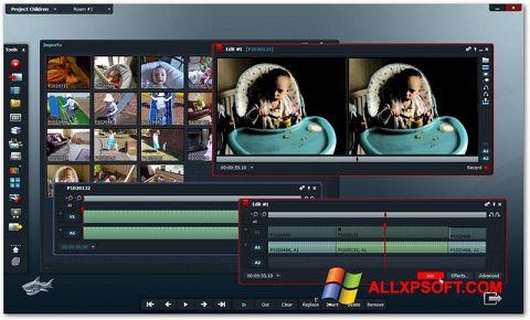 Skærmbillede Lightworks Windows XP
