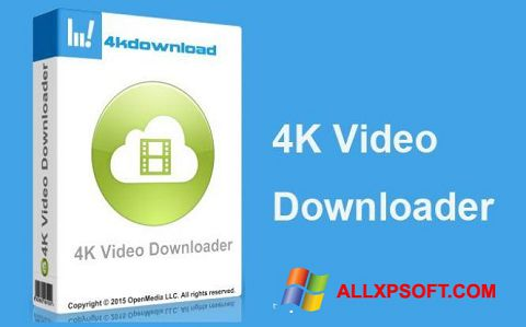 Skærmbillede 4K Video Downloader Windows XP