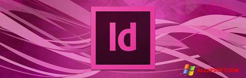 Skærmbillede Adobe InDesign Windows XP