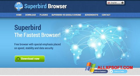 Skærmbillede Superbird Windows XP