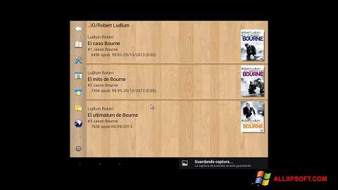 Skærmbillede Cool Reader Windows XP