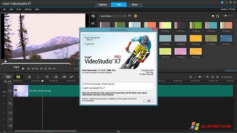 Skærmbillede Corel VideoStudio Windows XP