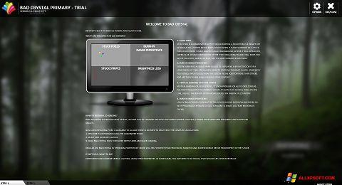 Skærmbillede Bad Crystal Windows XP