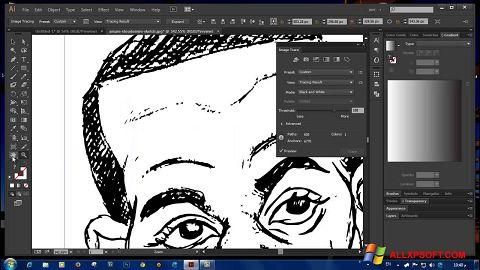 Skærmbillede Adobe Illustrator CC Windows XP