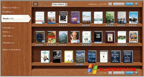 Skærmbillede Bookshelf Windows XP