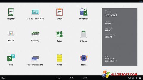 Skærmbillede Clover Windows XP