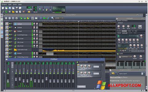 Skærmbillede Linux MultiMedia Studio Windows XP