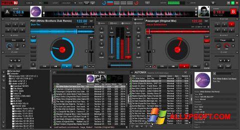 Skærmbillede Virtual DJ Windows XP