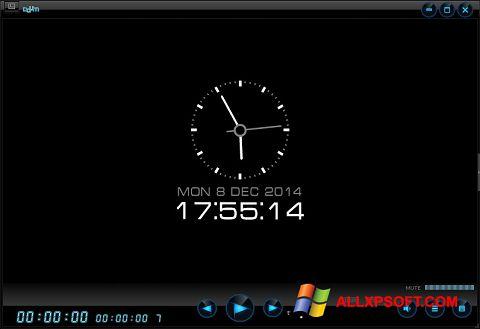 Skærmbillede Daum PotPlayer Windows XP