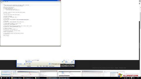 Skærmbillede AkelPad Windows XP